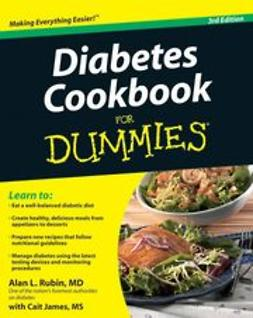 Rubin, Alan L. - Diabetes Cookbook For Dummies, e-bok