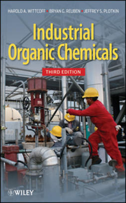 Wittcoff, Harold A. - Industrial Organic Chemicals, ebook