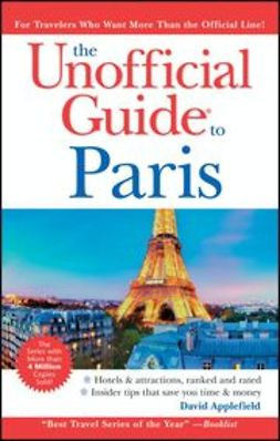 Applefield, David - The Unofficial Guide to Paris, ebook