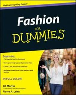 Martin, Jill - Fashion For Dummies®, ebook