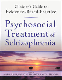 Rubin, Allen - Psychosocial Treatment of Schizophrenia, ebook