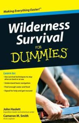 Smith, Cameron M. - Wilderness Survival For Dummies<sup>&#174;</sup>, ebook