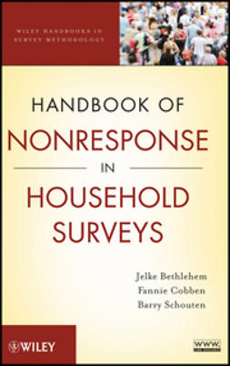 Bethlehem, Jelke - Handbook of Nonresponse in Household Surveys, ebook