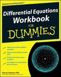 Holzner, Steven - Differential Equations Workbook For Dummies<sup>&#174;</sup>, ebook