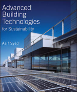 Syed, Asif - Advanced Building Technologies for Sustainability, ebook