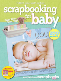 - Better Homes and Gardens Let's Start Scrapbooking for Baby, ebook