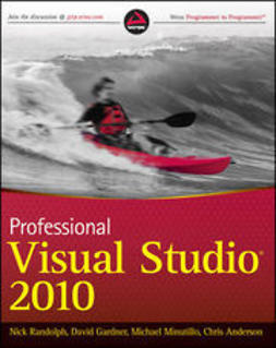 Randolph, Nick - Professional Visual Studio 2010, e-kirja