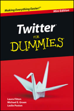 Fitton, Laura - Twitter For Dummies, Mini Edition, ebook