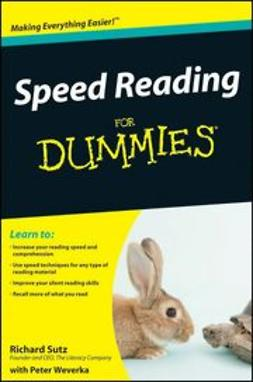 Sutz, Richard - Speed Reading For Dummies, ebook