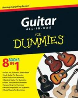 UNKNOWN - Guitar All-in-One For Dummies, ebook