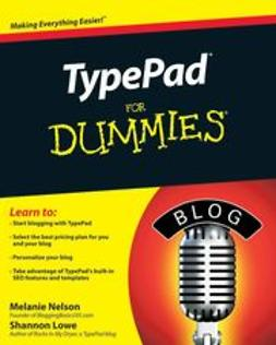 Lowe, Shannon - TypePad For Dummies<sup>&#174;</sup>, ebook