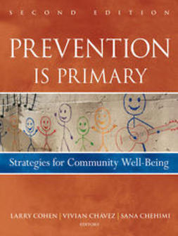 Cohen, Larry - Prevention Is Primary: Strategies for Community Well Being, ebook