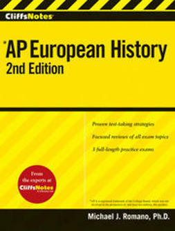 Romano, Michael J. - CliffsAP European History, ebook