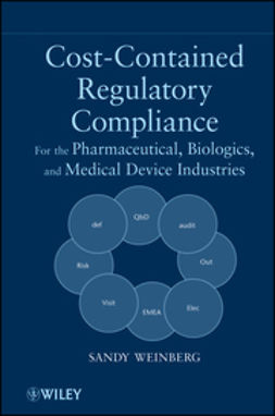 Weinberg, Sandy - Cost-Contained Regulatory Compliance, ebook