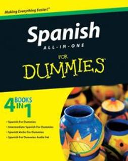 UNKNOWN - Spanish All-in-One For Dummies, ebook