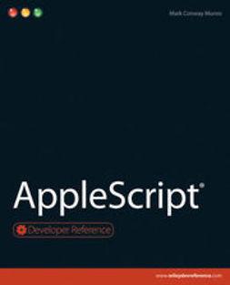 Munro, Mark Conway - AppleScript<sup>®</sup>, ebook