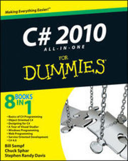 Sempf, Bill - C# 2010 All-in-One For Dummies<sup>®</sup>, ebook