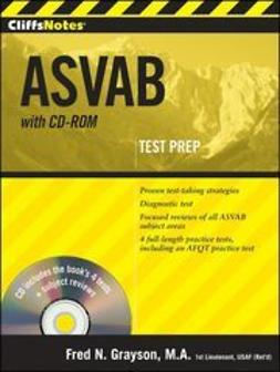 Grayson, Fred N. - CliffsNotes ASVAB, ebook