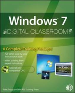 Shoup, Kate - Windows 7 Digital Classroom, e-bok
