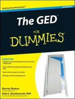 Shukyn, Murray - The GED For Dummies®, ebook