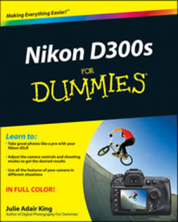 King, Julie Adair - Nikon D300s For Dummies, e-bok