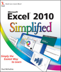 Excel 2010 : Simplified / Paul McFedries
