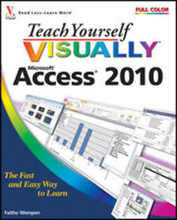 Wempen, Faithe - Teach Yourself VISUALLY Access 2010, ebook
