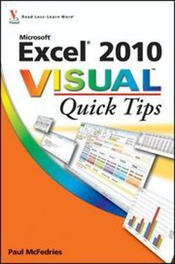 McFedries, Paul - Excel 2010 Visual Quick Tips, ebook