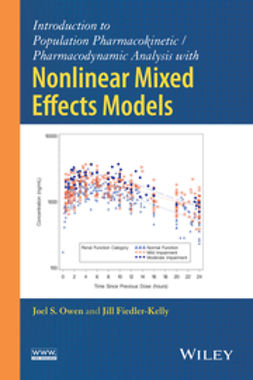 Owen, Joel S. - Introduction to Population Pharmacokinetic / Pharmacodynamic Analysis with Nonlinear Mixed Effects Models, ebook