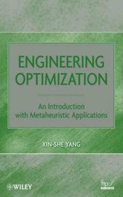 Yang, Xin-She - Engineering Optimization: An Introduction with Metaheuristic Applications, ebook