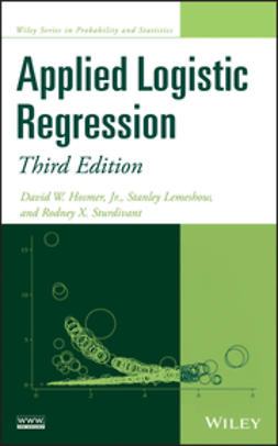Hosmer, David W. - Applied Logistic Regression, e-bok