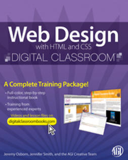 Smith, Jennifer - Web Design with HTML and CSS Digital Classroom, ebook