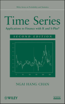Chan, Ngai Hang - Time Series: Applications to Finance with R and S-Plus, e-bok