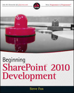 Fox, Steve - Beginning SharePoint 2010 Development, ebook