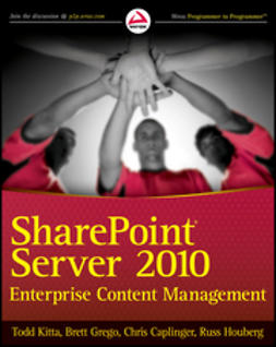 Kitta, Todd - SharePoint Server 2010 Enterprise Content Management, e-bok