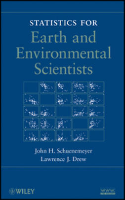Schuenemeyer, John - Statistics for Earth and Environmental Scientists, ebook