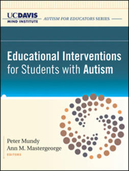 Mastergeorge, Ann - Educational Interventions for Students with Autism, e-kirja
