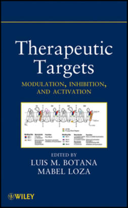 Botana, Luis M. - Therapeutic Targets: Modulation, Inhibition, and Activation, e-kirja