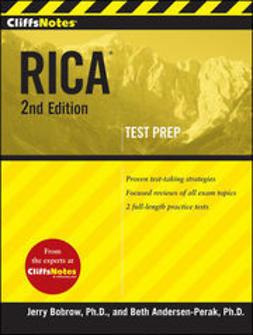 Bobrow, Jerry - CliffsNotes RICA, ebook