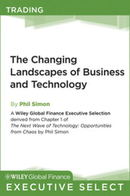 Simon, Phil - The Next Wave of Technologies: Opportunities from Chaos, ebook
