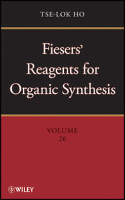 Ho, Tse-Lok - Fiesers' Reagents for Organic Synthesis, e-bok