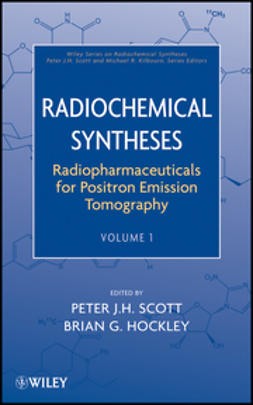 Hockley, Brian G. - Radiopharmaceuticals for Positron Emission Tomography, ebook