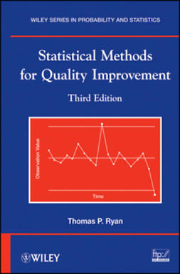 Ryan, Thomas P. - Statistical Methods for Quality Improvement, ebook