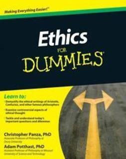Panza, Christopher - Ethics For Dummies, ebook