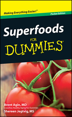 Agin, Brent - Superfoods For Dummies, Pocket Edition, ebook