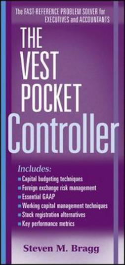 Bragg, Steven M. - The Vest Pocket Controller, ebook