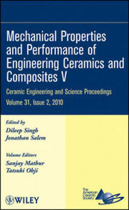 UNKNOWN - Mechanical Properties and Performance of Engineering Ceramics and Composites V: Ceramic Engineering and Science Proceedings, ebook