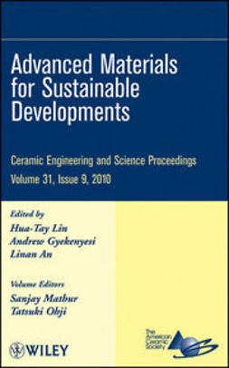 UNKNOWN - Advanced Materials for Sustainable Developments: Ceramic Engineering and Science Proceedings, e-bok