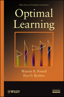 Powell, Warren B. - Optimal Learning, e-kirja