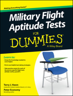 Hawn, Terry J. - Military Flight Aptitude Tests For Dummies, ebook